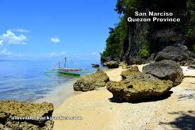 san francisco quezon map san narciso quezon province bondoc peninsula albert the