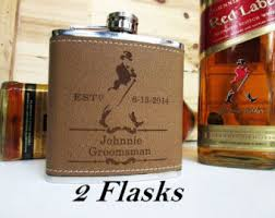 Bride And Groom Flasks Gifts For Brother