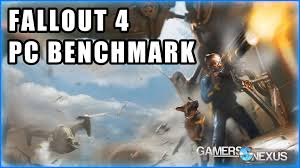 fallout 4 pc graphics card benchmark 1080 1440 4k ultra youtube