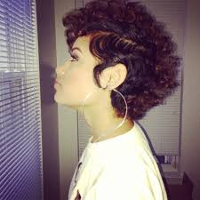 quick hairstyles for short natural curly hair u2013 stylish hairstyles