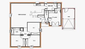 plan maison 90m2 plain pied 3 chambres plan maison 90m2 plainpied 3 chambres élégant 22 plan maison plain