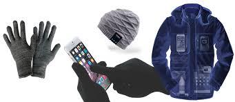 Les Accessoires Les Plus Geeks Et Warm Winter Accessories For Your Iphone And