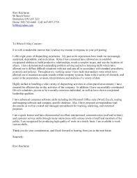 communication cover letter cover letter for communications job