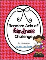 Challenge Your Spread And Kindness Across Your Whole School Community