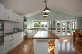 Kitchen Designs Nz by Native Timber Floors And Kitchen Island 1900 U0027s Villa Renovation