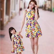 family dress at micostar mall fashion nigeria