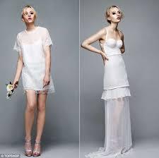 wedding dress daily h m wedding dresses hm unveils 5999 wedding dress daily mail