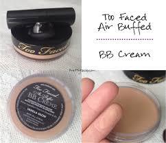 too faced air buffed bb cream pretty gossip