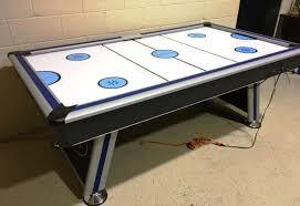 harvil air hockey table costco air hockey table for sale taizalo