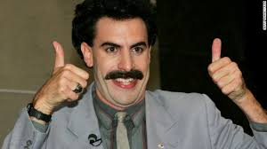 Thumbs Up Meme - borat two thumbs up blank template imgflip