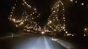 christmas tree lane altadena ca youtube