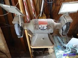delta model 23 625 bench grinder 1 3 hp 115 k u0026 c auctions