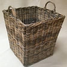 Rattan Baskets by Rattan Basket Northern Ireland Log Basket Ireland