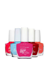 maybelline super stay 7 days gel nail color 28 shades habbana