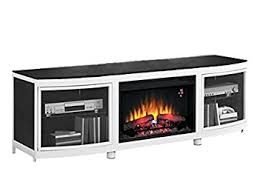 Electric Fireplace Media Console Amazon Com Classicflame Gotham Infrared Electric Fireplace Media