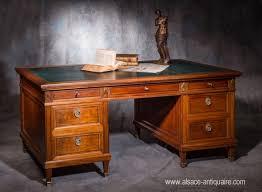 bureau style directoire grand bureau style directoire alsace antiquaire