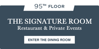 the signature room at the 95th the signature lounge at the 96th