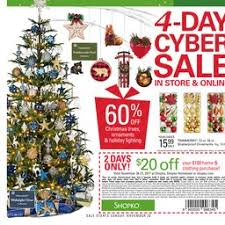 shopko 4 day cyber sale nov 26 to nov 29