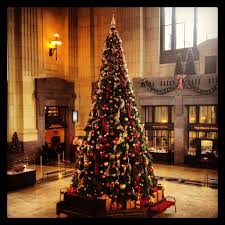 zona rosa tree lighting christmas tree at union station in kansas city kansas city