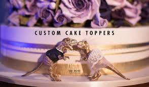 unique cake topper wedding cake toppers 7 and unique exles inside weddings