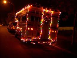 Christmas Vehicle Decorations 50 Best Christmas Rvs U0026 Campers Images On Pinterest Teardrop