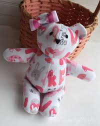 remembrance teddy bears baby clothes memory pattern and tutorial pa country crafts