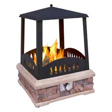 free standing gas fireplace repair parts