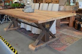 Industrial Dining Room Tables Wonderful Industrial Style Dining Table Wood Home Design