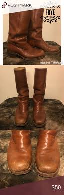 s boots size 9 1 2 frye s size 9 1 2 rn h06212 u s a shoe boot and