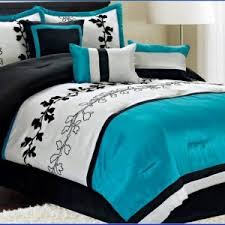 Blue And Peach Bedroom Ideas  The Best Of Bed And Bath Ideas - Blue and black bedroom ideas