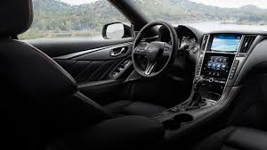 nissan sedan 2016 interior infiniti q50 key features u0026 price infiniti usa