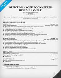 Sample Resume For Bookkeeper by Choose Bookkeeper Resume Sample Australia Accounts Payable
