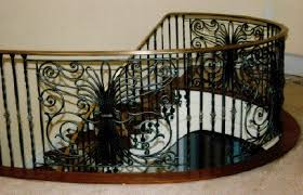 ornamental metal railings handrails fences gates and balconies