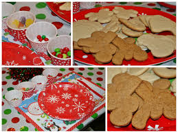 christmas cookie decorating party for kids christmas lights