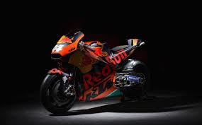 2017 ktm rc16 revealed the v4 beast is ready to race