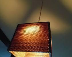 Cardboard Pendant Light Blue Sphere Modern Pendant Lamp Globe Pendant Light