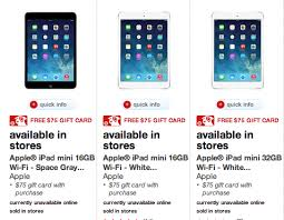 target black friday deals online early cyber monday ipad deals match black friday deals