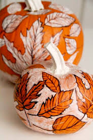 diy sharpie and paint pumpkins tutorial for those who want to