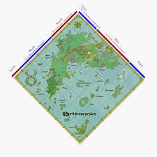 Coordinates Map Old Straticssunken Treasure Old Stratics