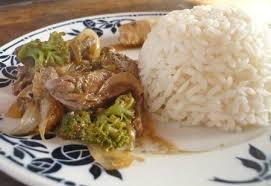 recette de cuisine au wok recette wok de boeuf gingembre vanille brocolis cuisinez wok de