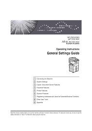 download free pdf for ricoh aficio 2045e copier manual