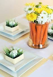 Easter Table Decorations Design by Easter Table Decor Crafts U2013 Let Yourself By Following Table