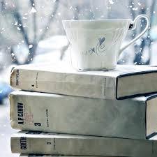 book coffee winter image 258643 on favim