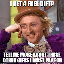 Gifts For Meme - creepy condescending wonka meme imgflip