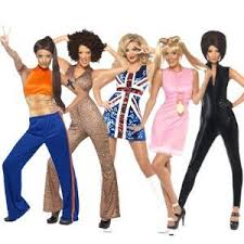 Spice Girls Halloween Costumes 65 Hen Party Ideas Images Group Costumes
