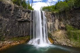Washington waterfalls images Paradise falls skamania county washington northwest waterfall jpg