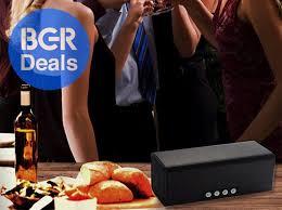 amazon black friday deals bluetooth speakers amazon sale drops a 5 star bluetooth speaker to just 19 99 u2013 bgr