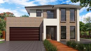 two story home designs new two storey home design