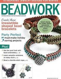 beadwork december 2014 bloomin beads etc