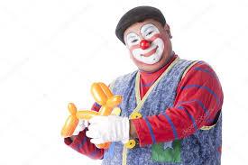 clown balloon clowns clown balloon animals as an entertainment